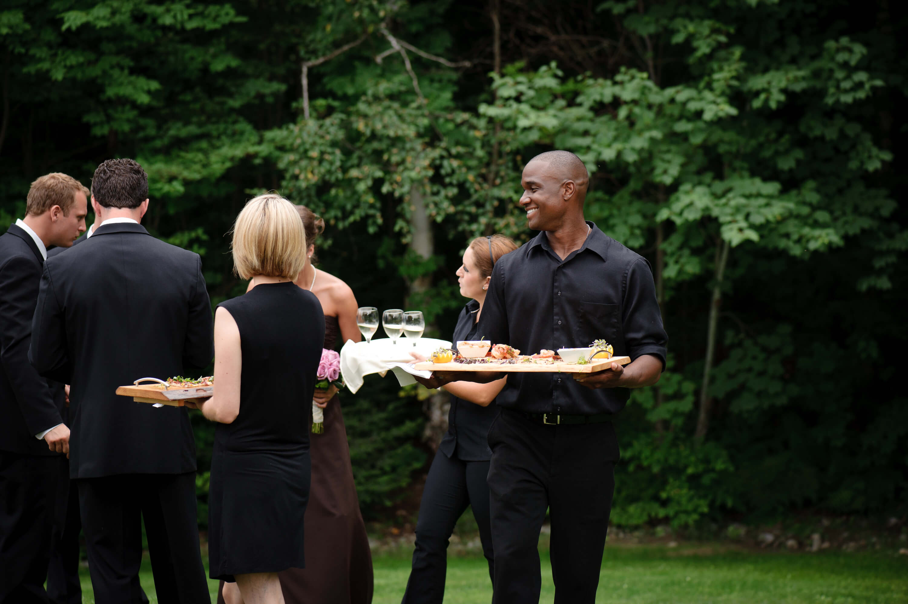 Corporate Delivery Catering Menu