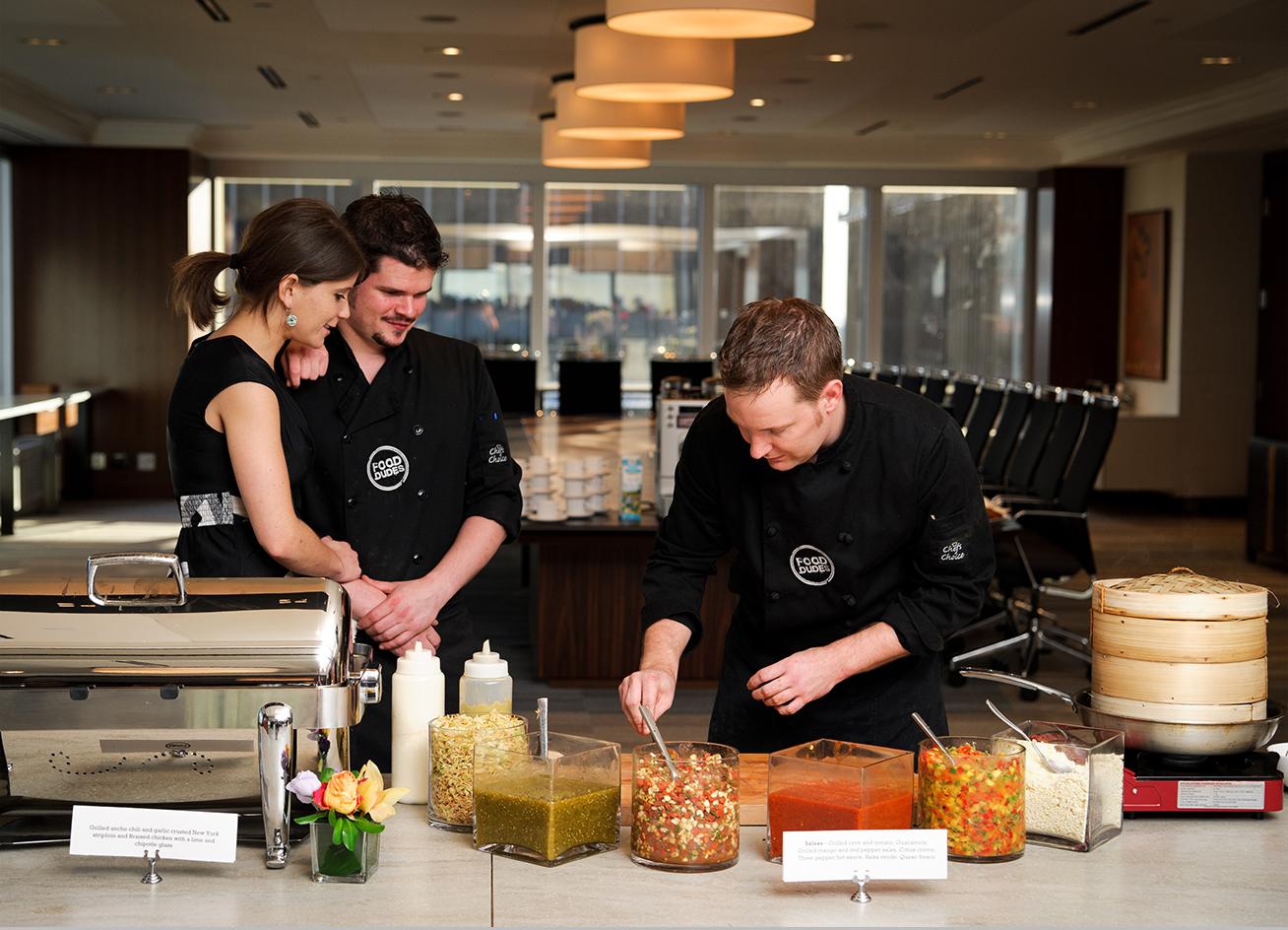 Catering corporates miami